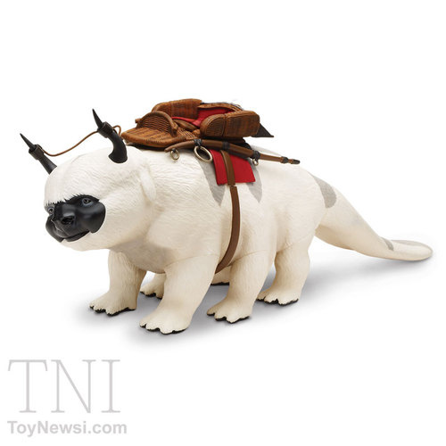 The Last Airbender Movie Appa: Avatar: The Last Airbender – Appa's New Look