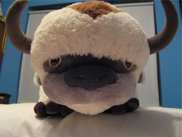 Avatar Plush Appa